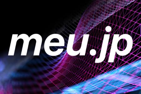 WEB制作事業部『meu.jp』開始。
